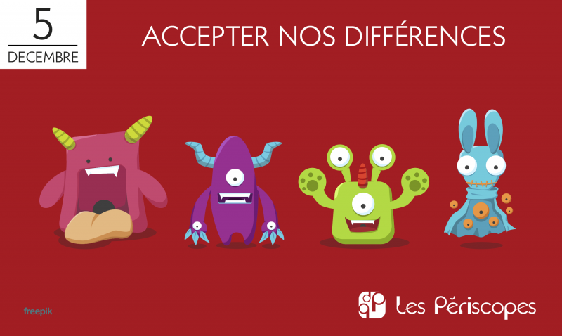 accepter nos différences