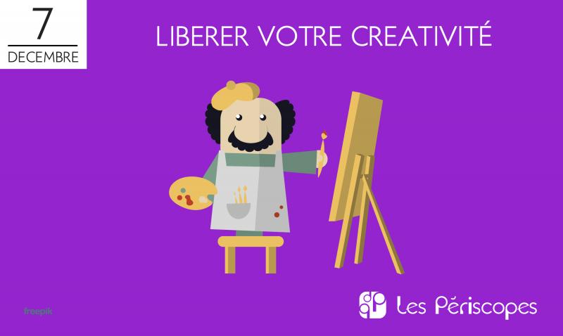 liberer votre créativité