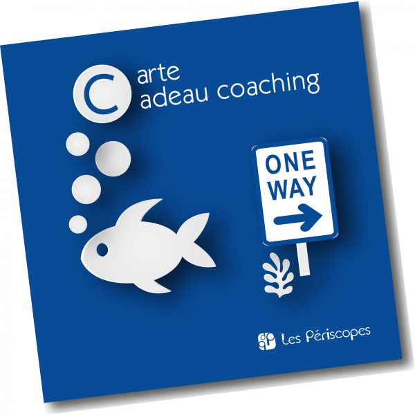 Carte cadeau coaching